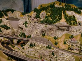 Foto 23 Märklin Miniclub Spur Z Spektakuläre Supermodellbahnanlage