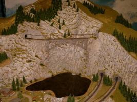 Foto 24 Märklin Miniclub Spur Z Spektakuläre Supermodellbahnanlage