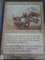Foto 3 Magic Karten: Soldaten-Deck