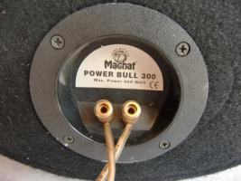 Foto 2 Magnat 30 Subrolle 600 Watt