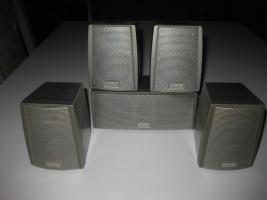 Magnat Surround Boxen - Heimkino ( Silber )