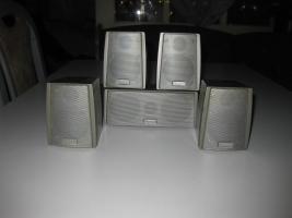 Foto 2 Magnat Surround Boxen - Heimkino ( Silber )