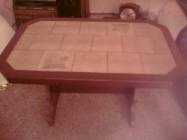Mahagoni-Möbel aus Wohnungsauflösung