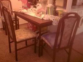 Foto 4 Mahagoni-Möbel aus Wohnungsauflösung