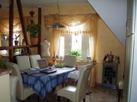Maisonette Wohnung komplett renoviert und teilm�bliert