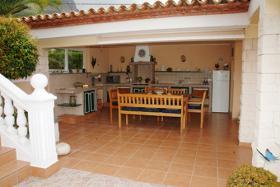 Foto 6 Makellose Villa mit Aussicht auf den Montgo in Javea an der Costa Blanca