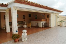 Foto 7 Makellose Villa mit Aussicht auf den Montgo in Javea an der Costa Blanca