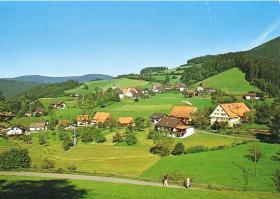 Foto 3 Malerisches  Anwesen: Bauernhof in Traumlage von Baiersbronn/Schwarzenberg im Murgtal