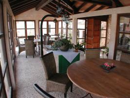 Foto 4 Mallorca Gewerbe Immobilien: 650 qm Dorfhaus / Anwesen mit 3 Häusern und Pool in Petra