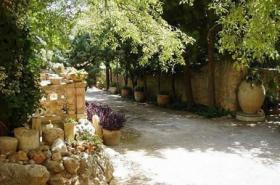 Mallorca Gewerbe Immobilien: Romantische Agrotourismus Finca / Landhotel mit Lizenz in Alaro zur Langzeitmiete ohne Traspaso