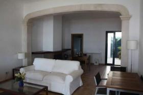 Foto 2 Mallorca Immobilien Langzeitmiete: Gemütliches 100 qm Meerblick Chalet in erster Meereslinie in Sa Rapita