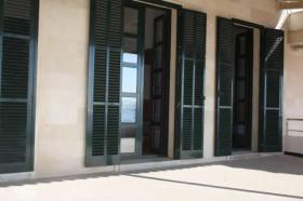 Foto 10 Mallorca Immobilien Langzeitmiete: Gemütliches 100 qm Meerblick Chalet in erster Meereslinie in Sa Rapita