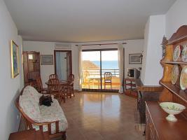Foto 4 Mallorca Immobilien Langzeitmiete: Gepflegte Wohnung in erster Meereslinie mit privater Dachterrasse in Colonia Sant Jordi