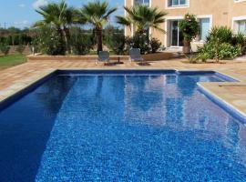 Foto 3 Mallorca Immobilien Langzeitmiete: Luxus Finca mit Personalbereich in traumhafter Lage nahe am Es Trenc Strand