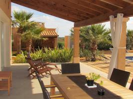 Foto 4 Mallorca Immobilien Langzeitmiete: Luxus Finca mit Personalbereich in traumhafter Lage nahe am Es Trenc Strand
