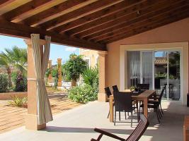 Foto 5 Mallorca Immobilien Langzeitmiete: Luxus Finca mit Personalbereich in traumhafter Lage nahe am Es Trenc Strand