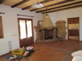 Foto 6 Mallorca Immobilien Langzeitmiete: Meerblick Pool Finca mit 2 Gästeapartments bei Porto Colom