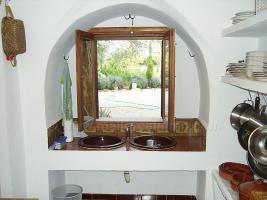 Foto 7 Mallorca Immobilien Langzeitmiete: Romantische renovierte antike Mühle mit kleiner Casita und Meerblick in Ses Salines