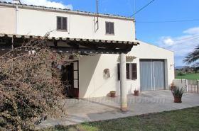 Mallorca Immobilien Langzeitmiete: Schlichte Finca mit 4 Schlafzimmern auf dem Land bei Campos