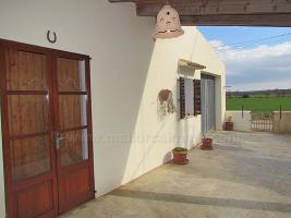 Foto 4 Mallorca Immobilien Langzeitmiete: Schlichte Finca mit 4 Schlafzimmern auf dem Land bei Campos