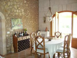 Foto 6 Mallorca Immobilien Verkauf: Kleine charmante Natursteinfinca mit Nebengebäude und Gästeapartment zwischen Campos und Colonia Sant Jordi