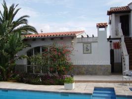 Foto 2 Mallorca Immobilien Verkauf: Pool Chalet in Cala Llombards mit Heizung und 2 Wohneinheiten