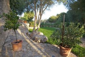 Foto 2 Mallorca Immobilien Verkauf: Romantische renovierte Naturstein Finca aus dem 13. Jahrhundert bei Sineu zum Verkauf