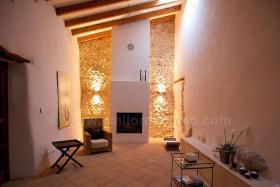 Foto 4 Mallorca Immobilien Verkauf: Romantische renovierte Naturstein Finca aus dem 13. Jahrhundert bei Sineu zum Verkauf