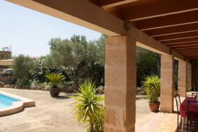 Foto 3 Mallorca: Neuwertige Pool Finca nahe am Es Trenc Strand zur Langzeitvermietung