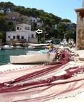 Foto 2 Mallorca, Nostalgisches schönes Fischerhaus direkt am Hafen von Cala Figuera