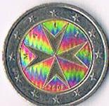 Malta 2 Euro Kursmünze '' 2008 '' !