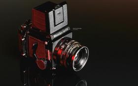 Mamiya RB 67 Medium Format Camera - Komplett und Neuwertig