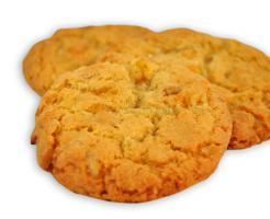 Foto 2 Mango - Ingwer Cookies