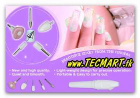 Foto 2 Manicure Pedicure Set elektrisch nur Euro 5,60 versandkostenfrei