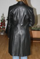 Foto 2 Mantel aus Kunstleder