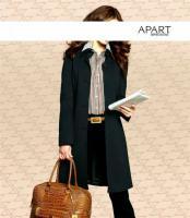 Mantel schwarz von APART - Gr. 34 - OVP - NEU