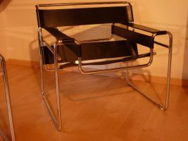 Marcel Breuer ''Wassily''-Sessel