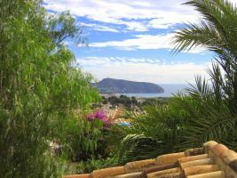 Foto 3 Markante Villa in Moraira an der Costa Blanca