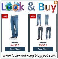 Marken Jeans bis zu -60% reduziert - solange Vorrat reicht!