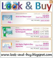 Marken-Kontaktlinsen & Pflegemittel jetzt mit Cashback bis zu -30% günstiger einkaufen