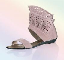 Marken-Sandalette, puder WHY NOT  Größe: 37   41    NEUWARE