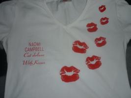 Marken T-Shirt für Damen