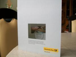Foto 3 Marken mit und ohne Erstausgabenstempel