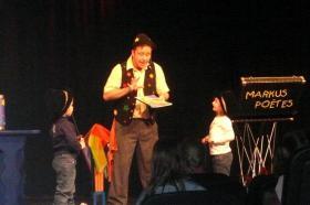 Markus Poétes - Zauberer & Clown für Kinder aus Köln