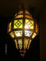Marokkanische Orientalische Deckenlampe
