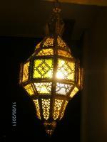 Foto 2 Marokkanische Orientalische Deckenlampe