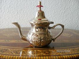 Marokkanische Orientalische Teekanne 250 ml