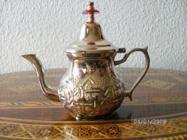 Marokkanische Orientalische Teekanne 325 ml