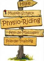Massage Muskelanalyse Bewegungstherapie für Pferde/Ponys