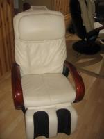 Foto 2 Massagesessel farbe beige NP 1699€
